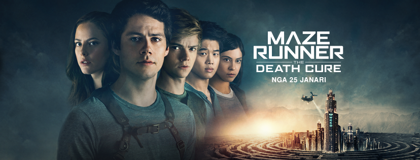"""25.01.2018 """"Maze Runner: The Death Cure"""""""