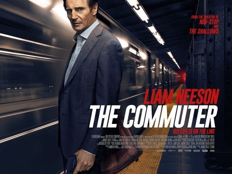 "18.01.2018 ""THE COMMUTER"""