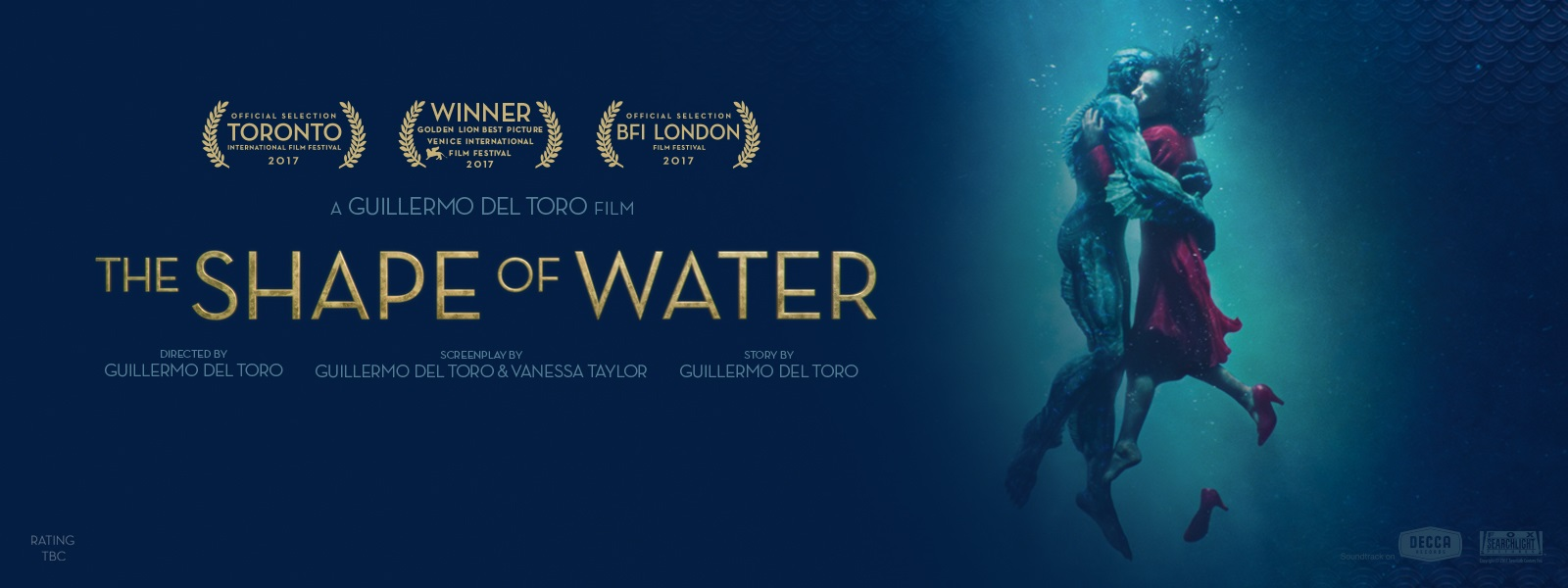 """08.03.2018 """"The Shape of Water"""""""