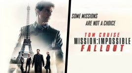 "26.07.2018 ""Mission Impossible – Fallout"" 3D"