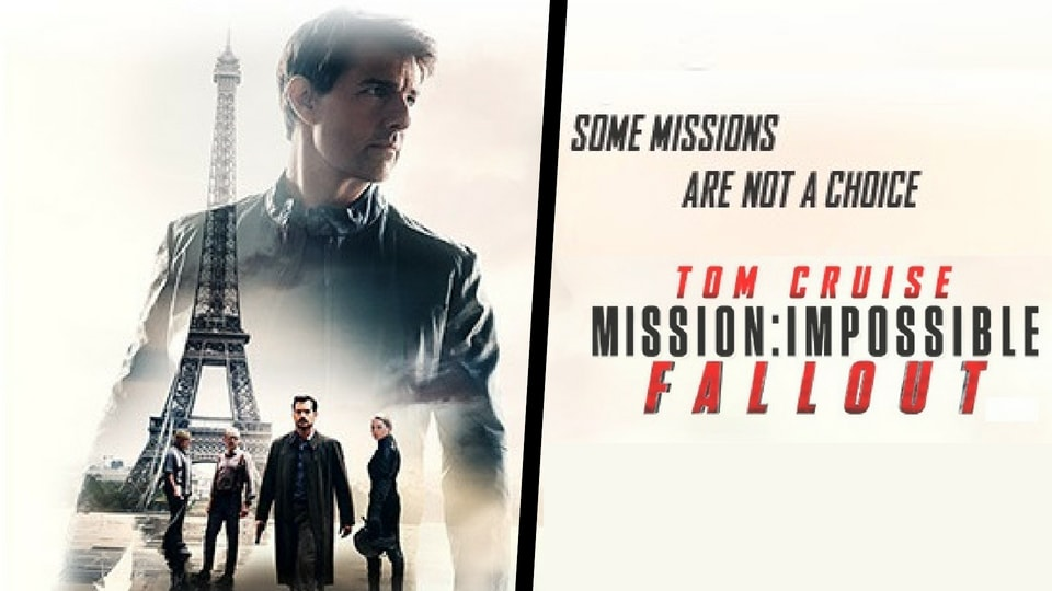 """26.07.2018 """"Mission Impossible – Fallout"""" 3D"""