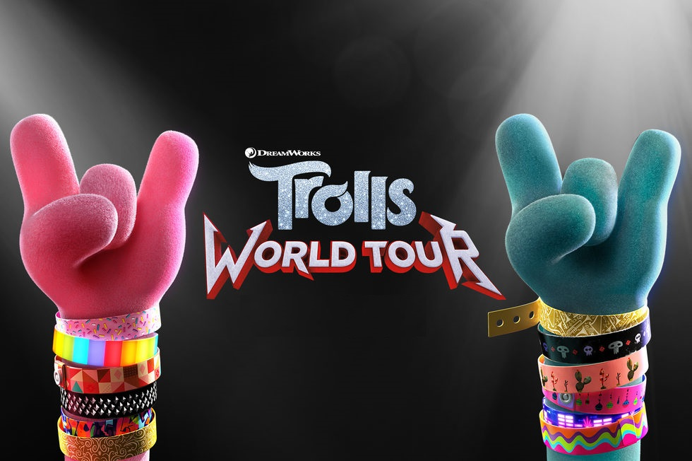 #Trolls World Tour – Coming Soon