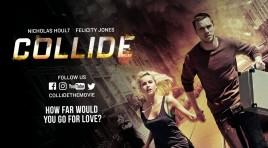 """Me 09 Mars 2017, shfaqet Premiera Boterore e filmit """"COLLIDE"""""""