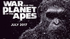 "Me 13 Korrik 2017, shfaqet Premiera Boterore e filmit  ""War for the Planet of the Apes"" 3D"