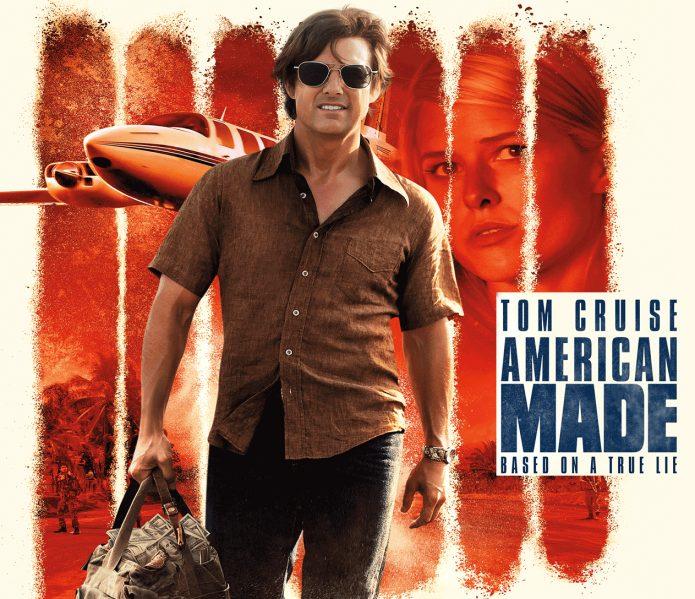 "Me 24 Gusht 2017, shfaqet premiera e filmit ""AMERICAN MADE"""