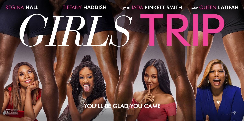 "Me 03 Gusht 2017, shfaqet premiera e filmit ""GIRLS TRIP"""