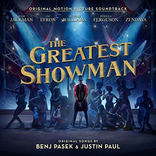 """28.12.2017, """"The Greatest Showman"""""""