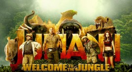 "28.12.2017, ""JUMANJI; Welcome to the Jungle"" 3D"