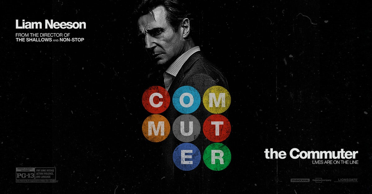 "01.02.2018, ""THE COMMUTER"""