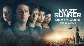 "25.01.2018, ""Maze Runner: The Death Cure"""