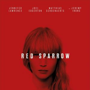 """01.03.2018 """"Red Sparrow"""""""
