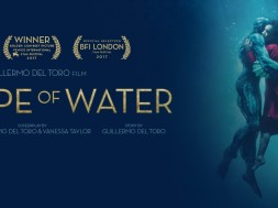 The Shape of Water wall