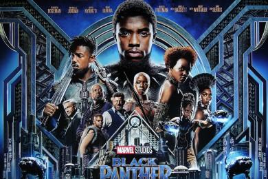 black-panther-quad-poster