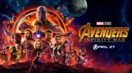"""26.04.2018 """"Avengers; Infinity War"""" 3D"""