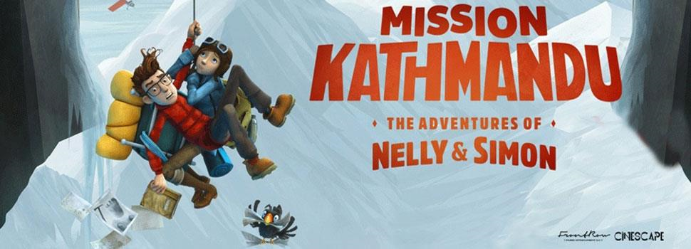 "31.05.2018 ""Mission Kathmandu; The Adventures of Nelly & Simon"" 3D"