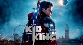 """24.01.2019 """"THE KID WHO WOULD BE KING"""""""