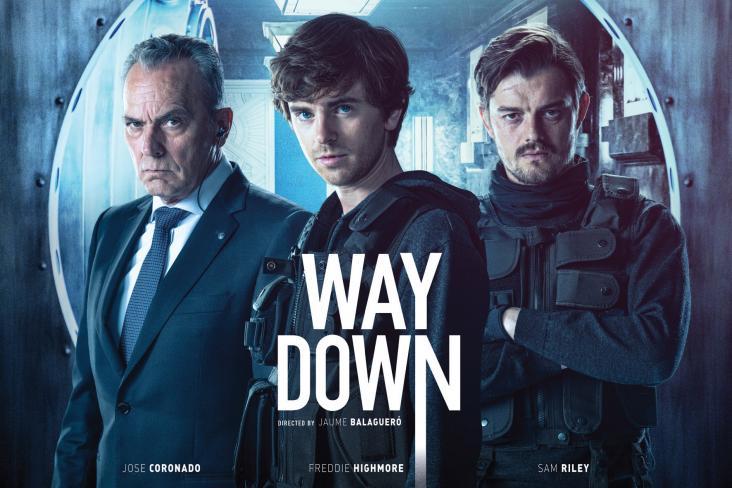 #Way Down – 25 Mars 2021