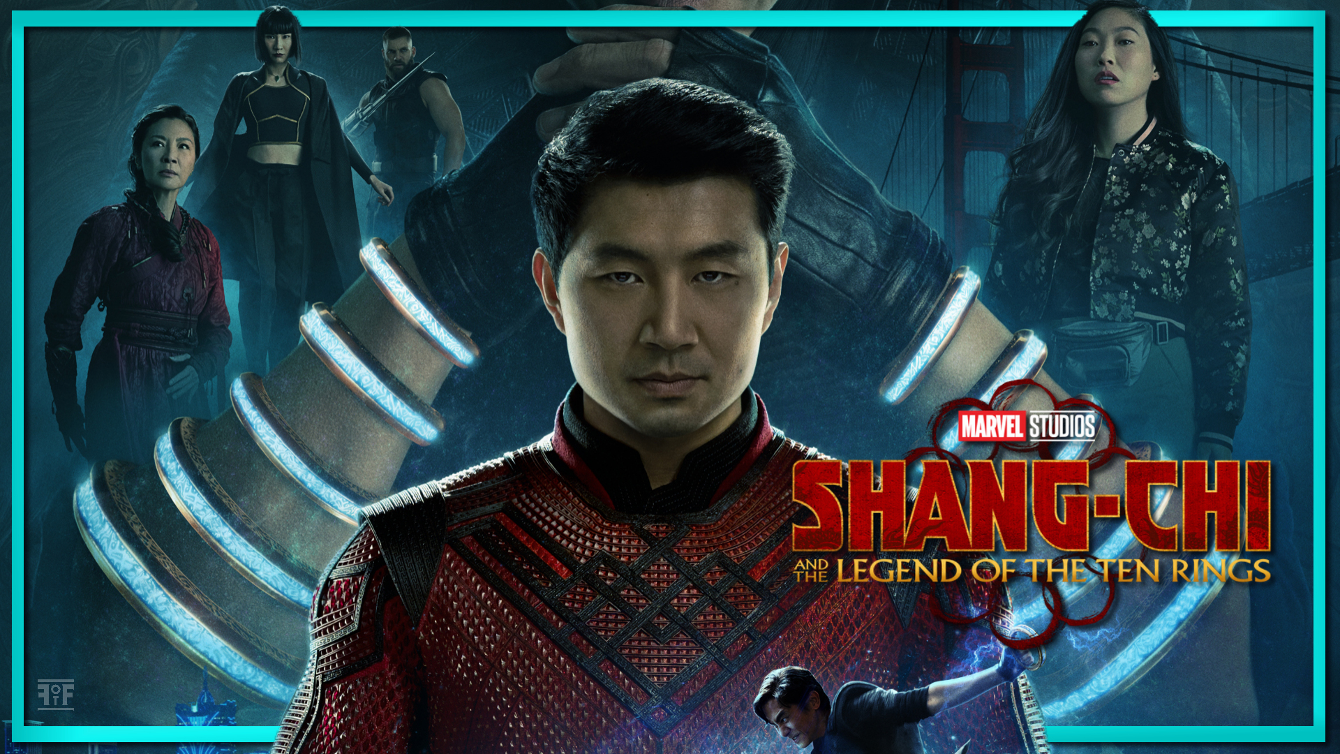 #Shang-Chi and The Legend of The Ten Rings – Së Shpejti
