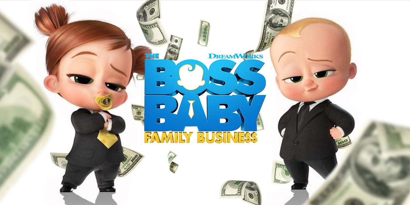 #The Boss Baby; Family Business – Së Shpejti