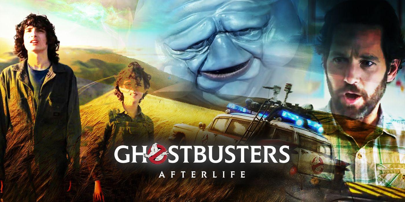 #Ghostbusters Afterlife – 18 Nëntor 2021