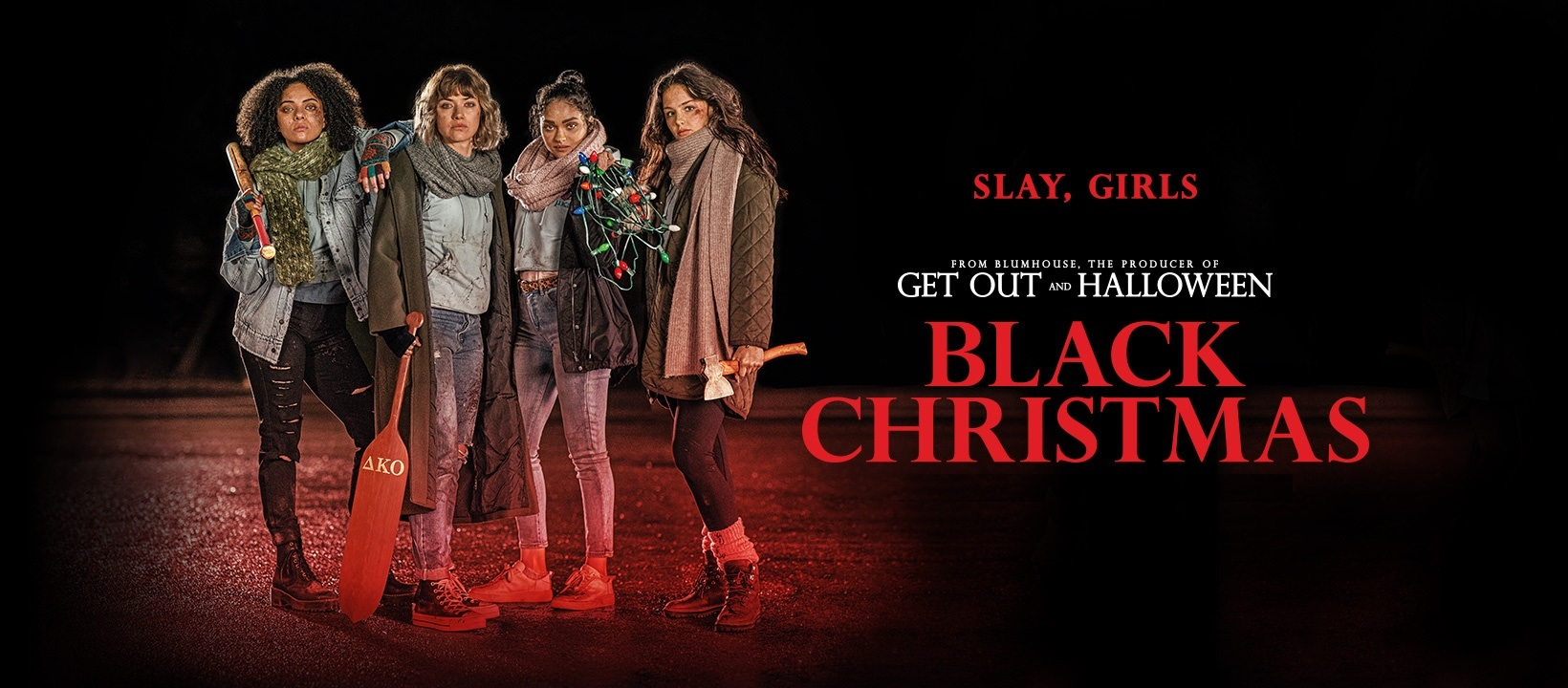 #Black Christmas – 12 dhjetor 2019