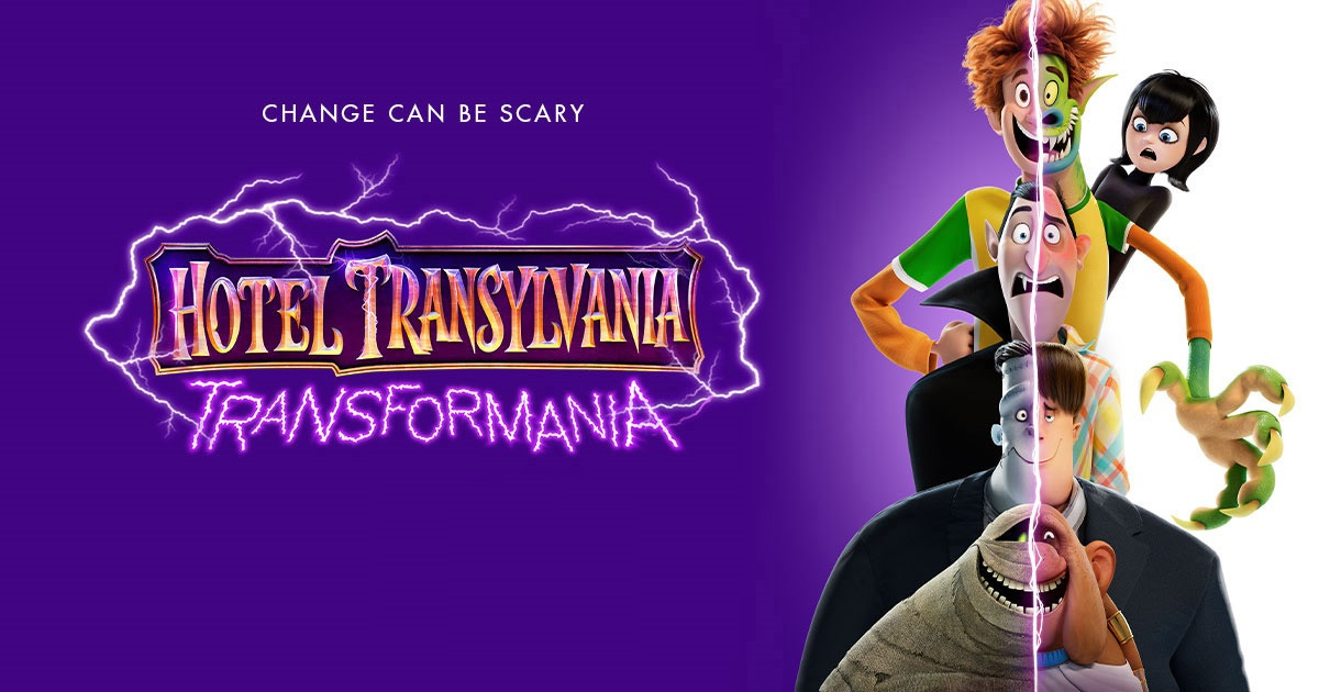 #Hotel Transylvania; Transformania – Së Shpejti
